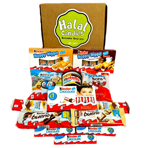 Kinder Chocolate Hamper