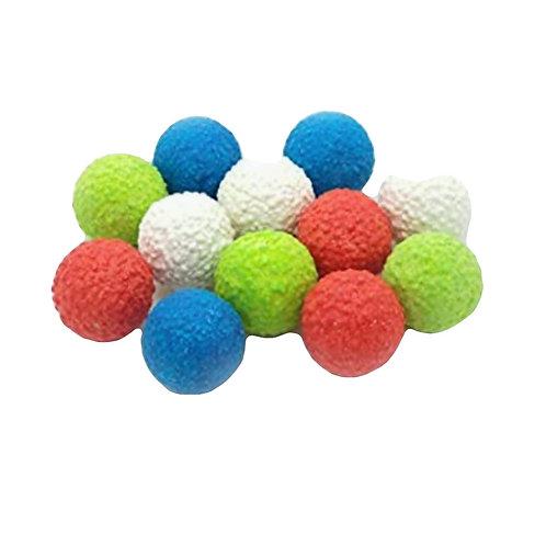 Coloured Golf Ball Bubblegum