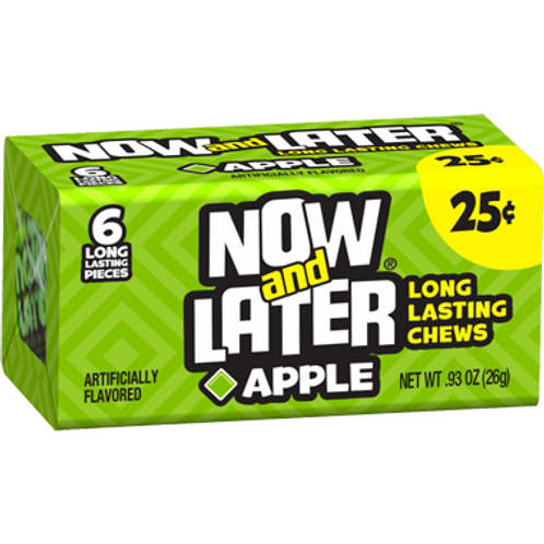 Now And Later Apple