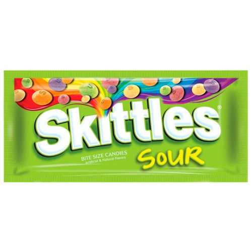 Skittles Sour - [51g]