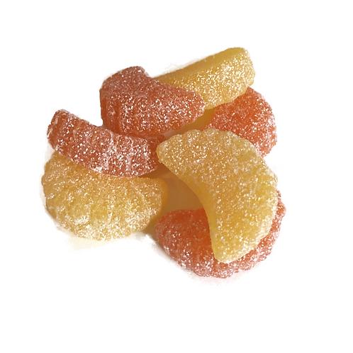 Sour Orange Slices - [1kg]