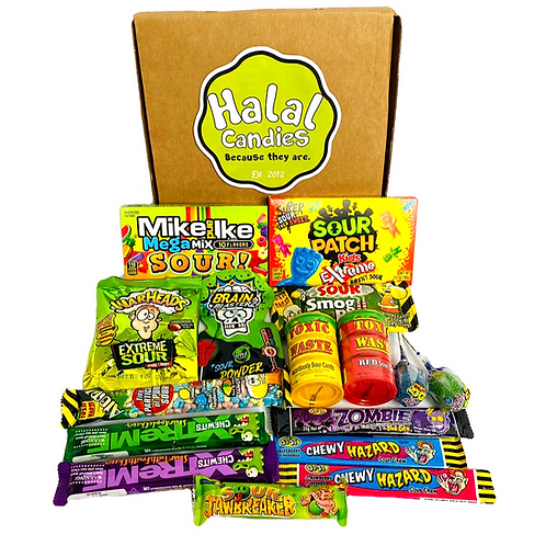 Mega Sour Hamper