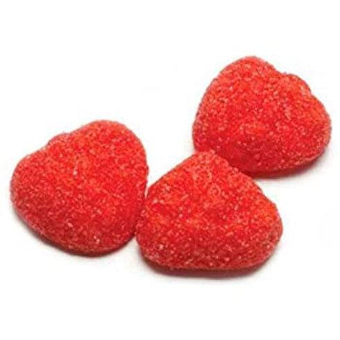 Foamy Mini Strawberries