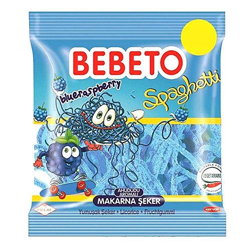 Blue Raspberry Spaghetti