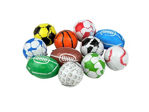 Chocolate Flavoured Sports Balls