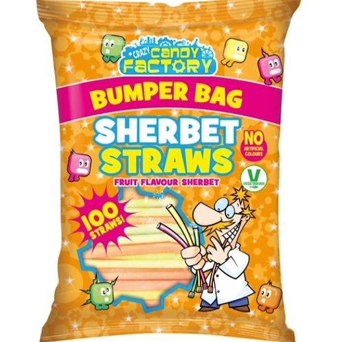 Sherbet Straws Bag