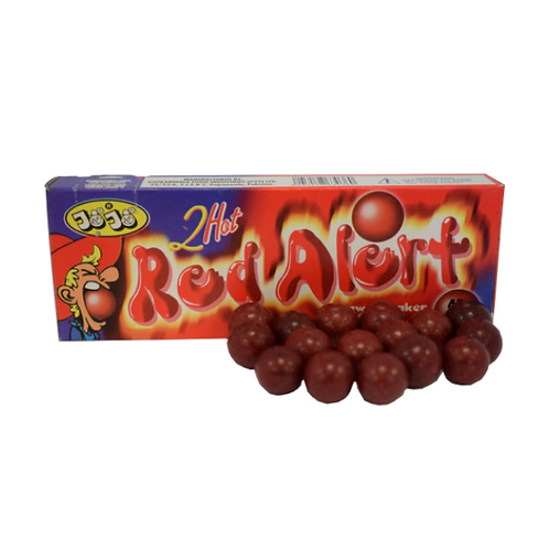 Red Alert Jaw Breakers
