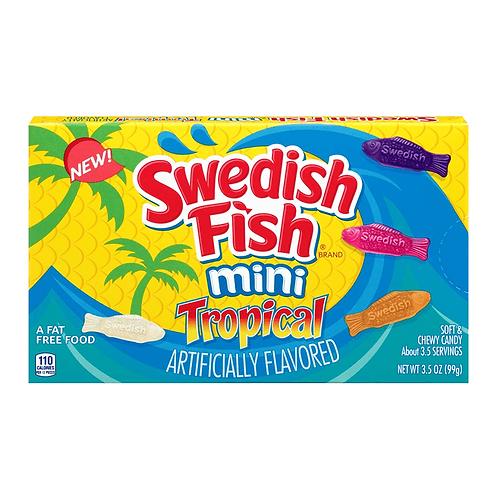 Swedish Fish Tropical Box - [99g]