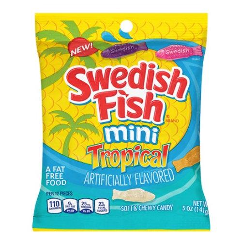 Swedish Fish Tropical - [141g]