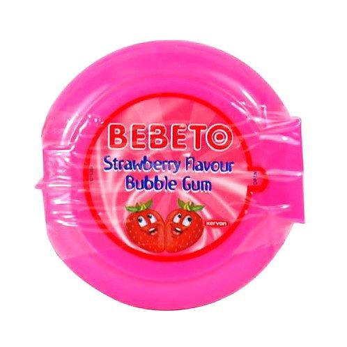 Bebeto Strawberry Metre Bubblegum