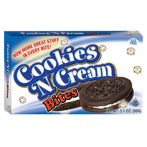 Cookies 'N' Cream Bites