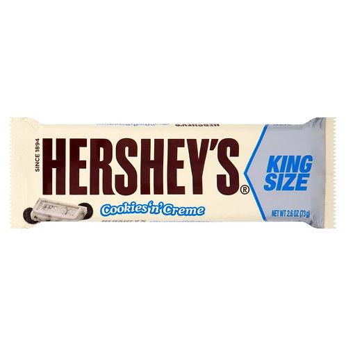 Hershey's Cookies & Creme King Size - [73g]