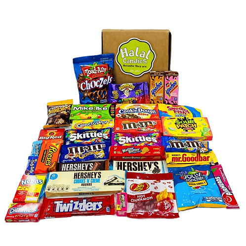 American Mix Hamper - Mega