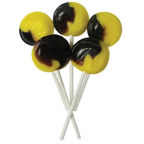 Banana Split Mega Lollies