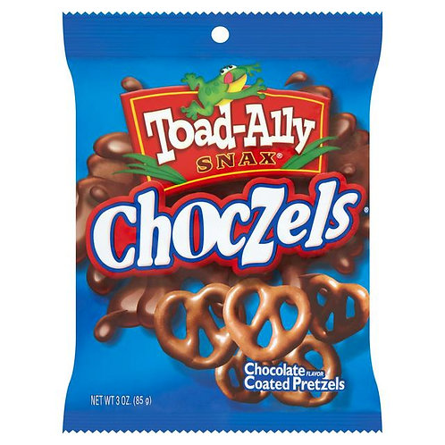 Toad Alley Chocolate Coated Pretzels - [85g]