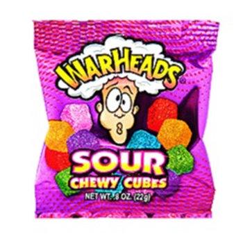 Warheads Chewy Cubes Mini - [22g]