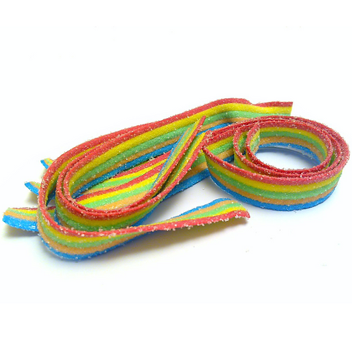 Rainbow Fizzy Belts