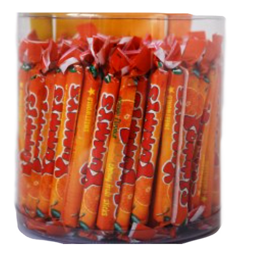 Orange Chew Sticks