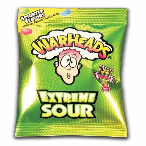 Warheads Hard Candy- [28g]