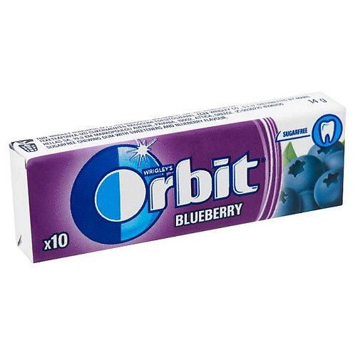 Orbit Blueberry Chewing Gum