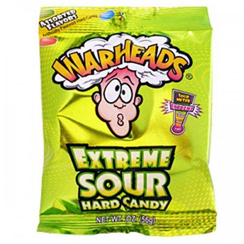 Warheads Hard Candy - [56g]