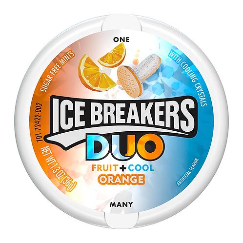 Ice Breakers Duo Orange Mints