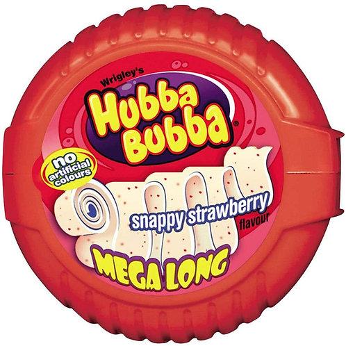 Hubba Bubba Strawberry Mega Long