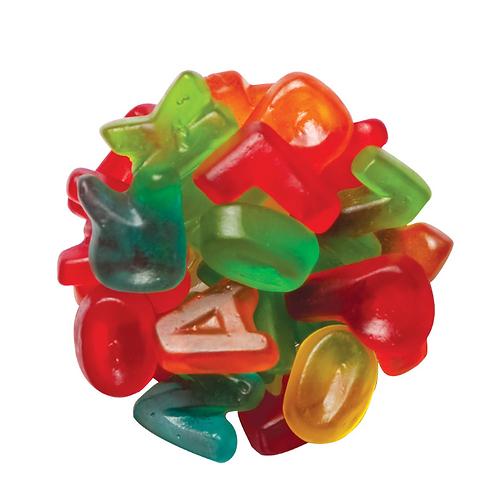 Jelly Alphabet