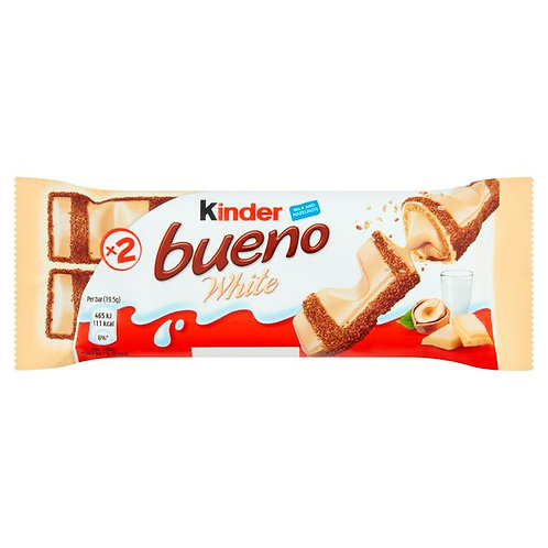 Kinder Bueno White Chocolate