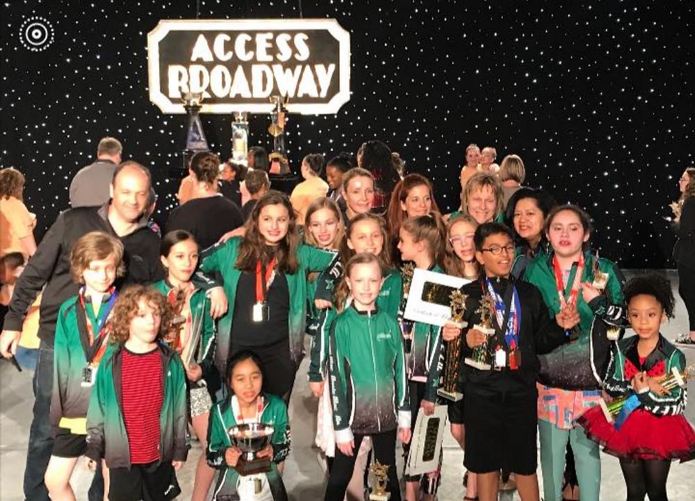 Garden Street Wins Best Debut Musical Theatre School