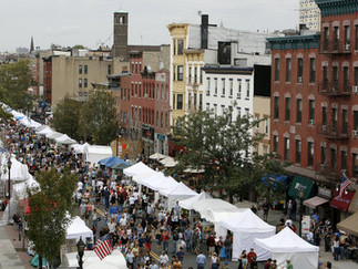 Upcoming Hoboken Arts and Music Festival Performance