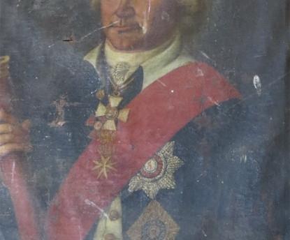 Неизвестный портрет адмирала Ушакова