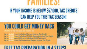 Free Tax Prep for Middlesex !