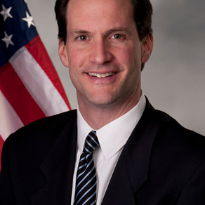 Congressman Jim Himes 4/20 @ 9:30am