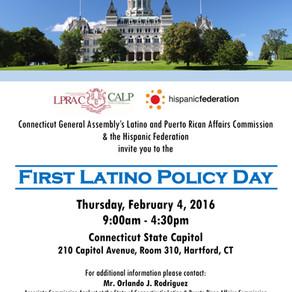 Latino Policy Day