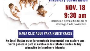 Español: No Small Matter
