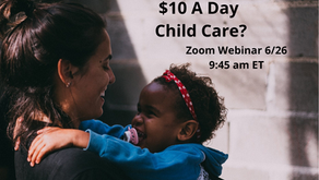 $10 a Day for Childcare
