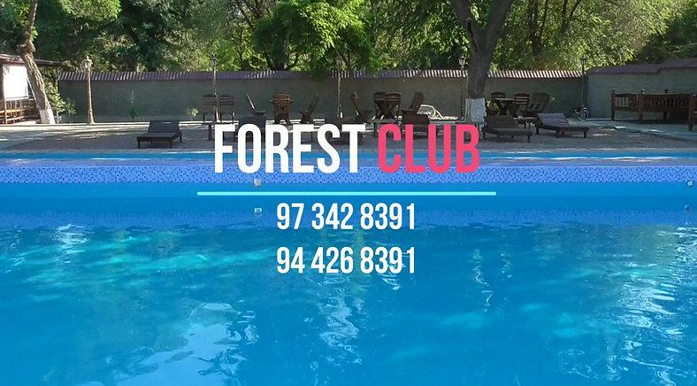 бассейн forest club