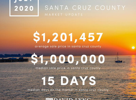 Market Update July 2020 – Santa Cruz