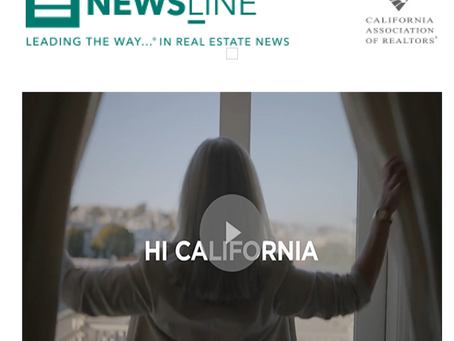 C.A.R.'s New Ad Spotlights California's Resiliency