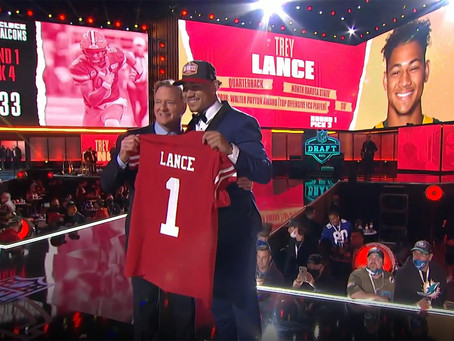 Round 1 Draft Grades: Immediate Reactions to the First Round of the 2021 NFL Draft!