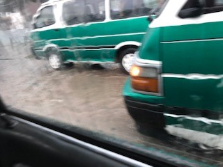 pluies torrentielles