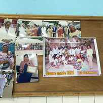 photos de la visite de Mme la ministre d