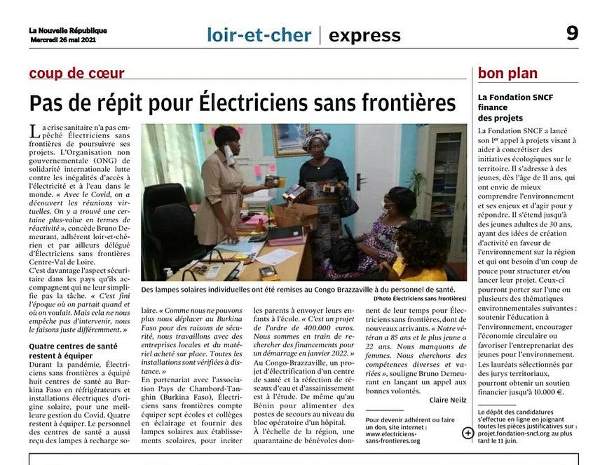 article la Nouvelle République ESF.jpg