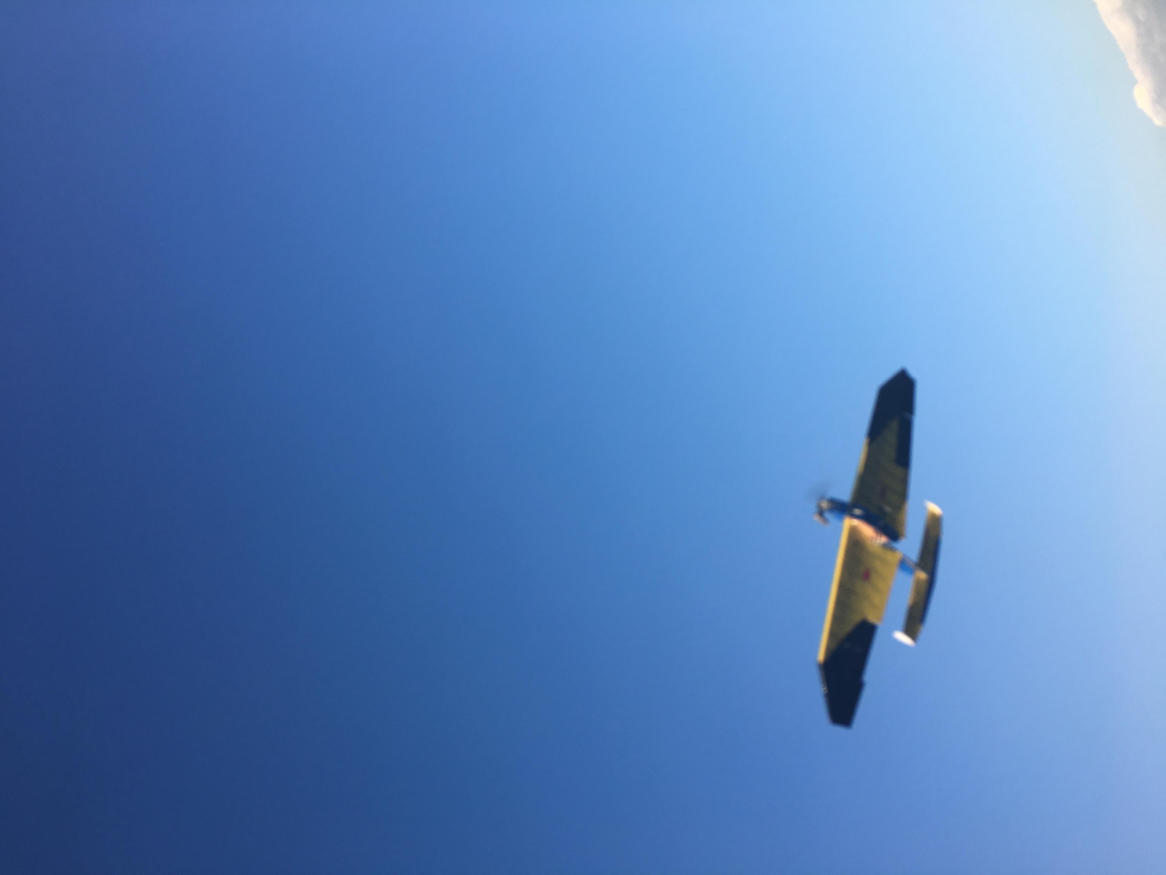 Teste de voo