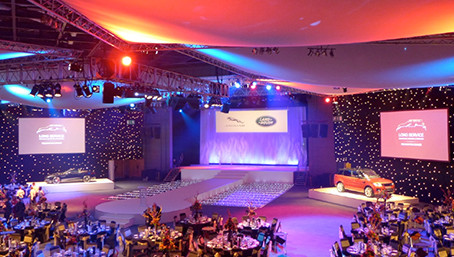 Jaguar Land Rover Long Service Awards 2013