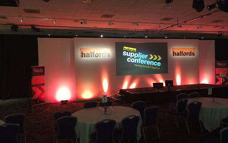 Halfords conference