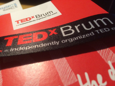PSP assist with TEDxBrum