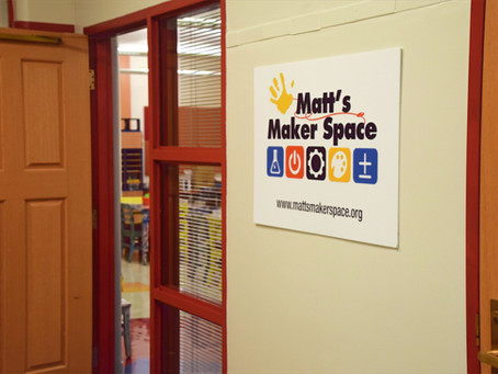 Matt's Maker Space is Helping Redefine Education
