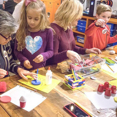 Family's donation brings STEAM classroom to life